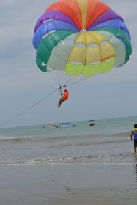 Parachute ride 2