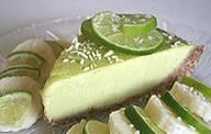 Image - Raw Key Lime Pie