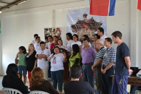 Picture: Missions Conference in Guayaquil