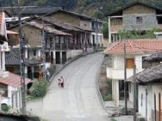 Picture: Streets of Vilcabamba