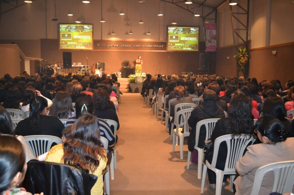 8th Annual Ladies Conference in Loja